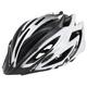 MET Veleno Bike Helmet white